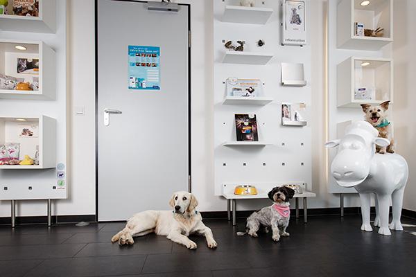 Tiergesundheitszentrum Overath Praxis